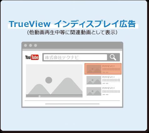 True View インディスプレイ広告